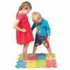 Занятия с ребенком на массажном коврике