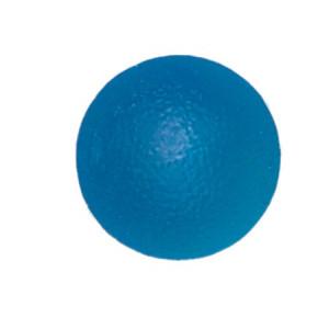 L 0350F Мяч для тренировки кисти 50 мм жесткий синий