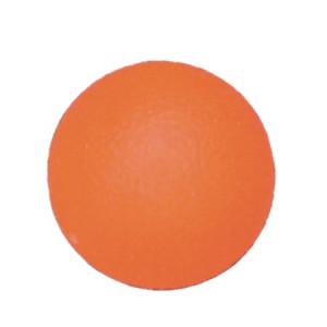 L 0350S Мяч для тренировки кисти 50 мм мягкий оранжевый
