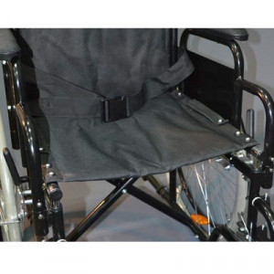 Е 0810у Кресло-коляска с ручным приводом (цельнолитая шина)