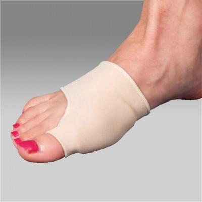 С 2726 Протектор силиконовый первого пальца стопы на тканевой основе Prop Soft