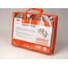 F 8026m Подушка ортопед.на сиденье для профилактики и лечения геморроя (45*35*7)