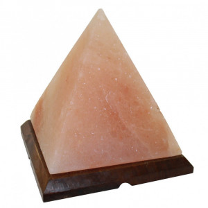 Солевая лампа Пирамида 2,5 кг без упак.