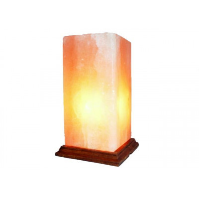 Солевая лампа Куб 5-6 кг без короб.