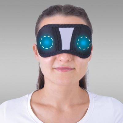А-100 Бандаж на глаза с аппликаторами биомагнитными медицинскими №2