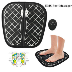 MS-135 Массажный миостимулятор для стоп EMS FOOT MASSAGER