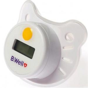 Термометр медицинский электрический WT-09 quick, соска от 90 сек.