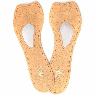 С 4322 Полустельки для модельной обуви (дубленая кожа)