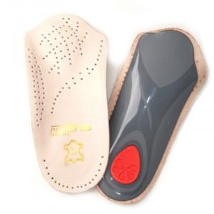 С 5206 Ортопедические каркасные полустельки (покрытие из натур. кожи) Top Mini