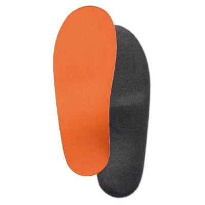 СТ-183о Стельки ортопедические детские от косолапия (оранж.цвет)