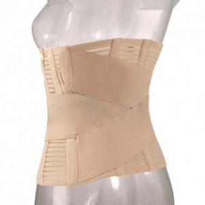 FS 5506 Корсет поясничный облегченный сетчатый  с упругими пластинами и эластичными лентами