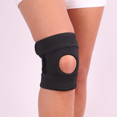 F-514 Бандаж для коленного сустава (черный)