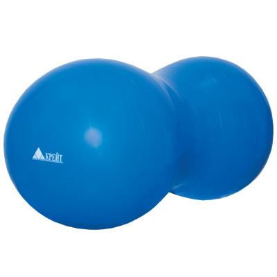 Мяч-А Мяч в форме арахисового ореха, 50*100 см, в коробке, с насосом.