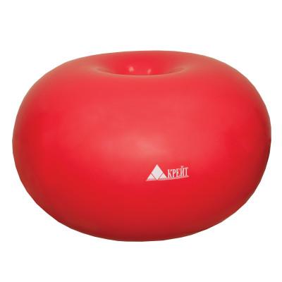 Мяч-П Мяч в форме пончика, 65*35 см, в коробке, с насосом.